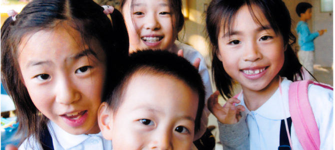 """""""It is wrong to use children as political pawns, and doing so will only fan anti-Korean discrimination in Japan."""""""